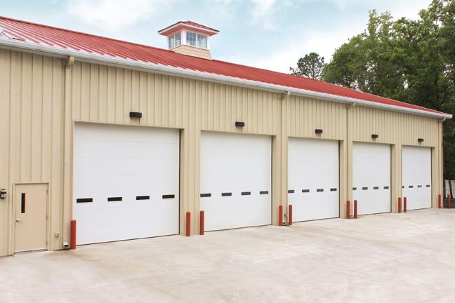 clopay_commercial Steel Overhead Doors Bakersfield
