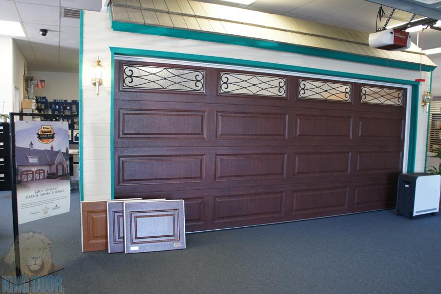 Garage Door Showroom In Bakersfield Ca King Door Company