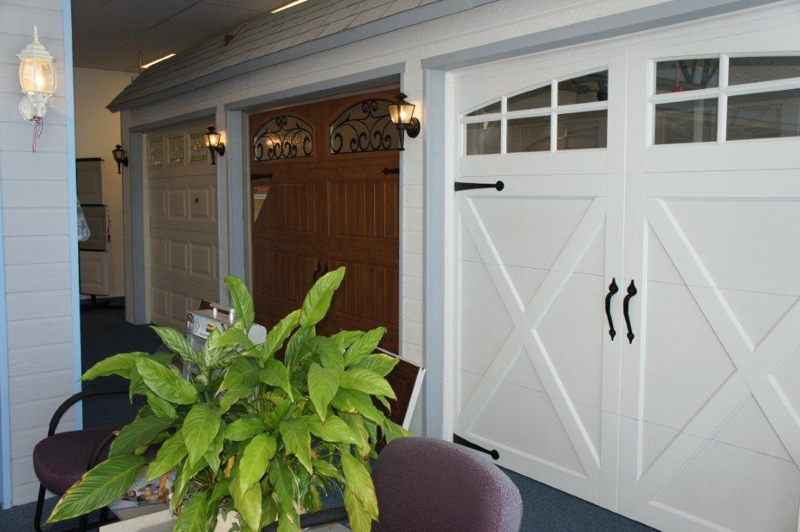 King Door Garage Door Collection