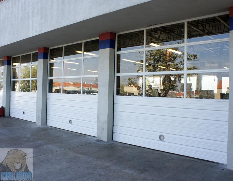 Commercial Garage Doors King Door Company
