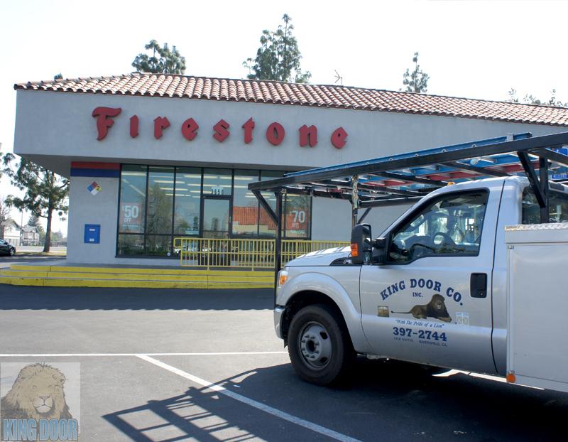 Bakersfield Firestone Front a