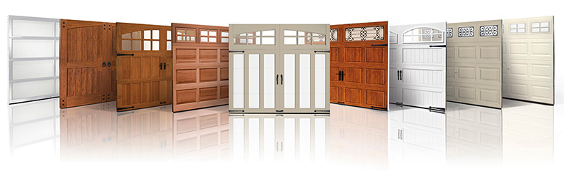 clopay_product_line 2  sc 1 st  King Door & Residential Garage Doors in Kern County California - King Door ...