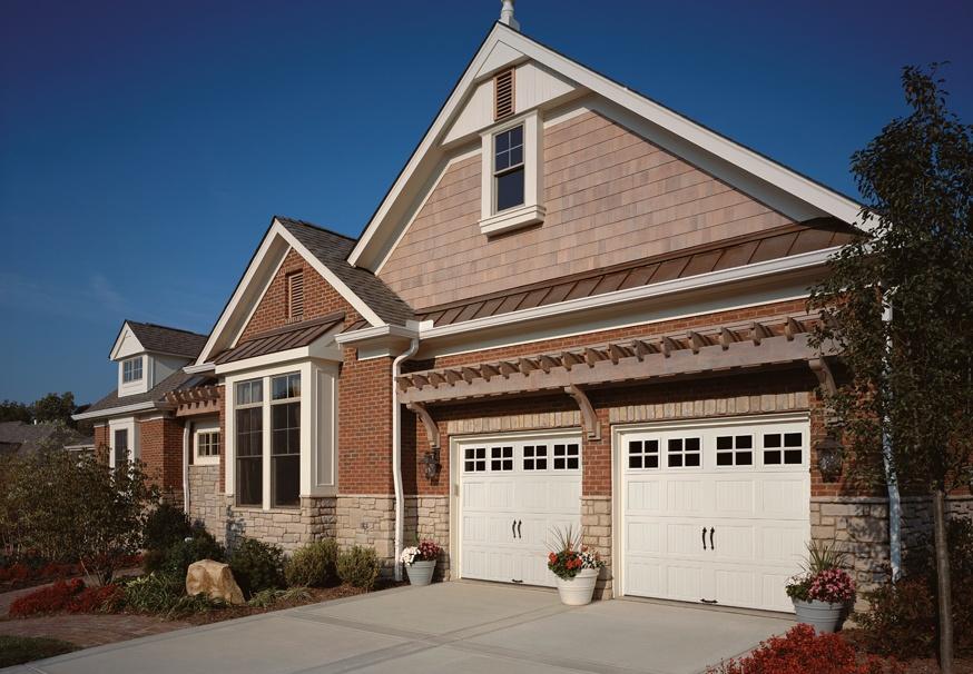 Incroyable Value Plus Series Garage Doors