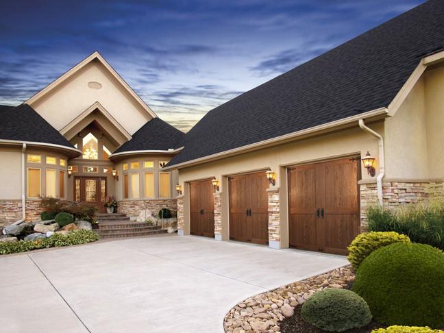 Modern Residential Garage Doors King Door Company