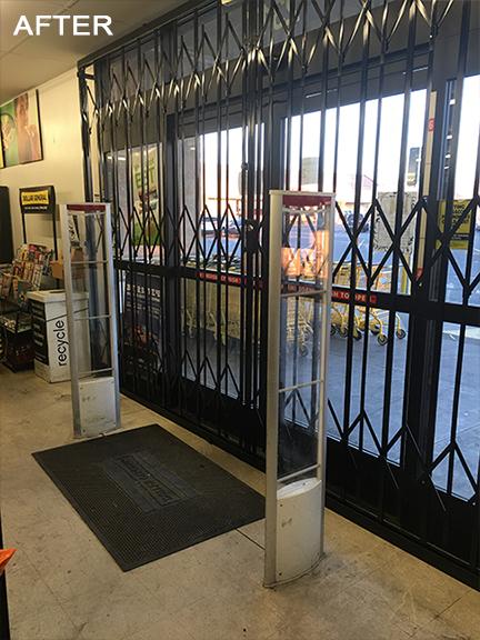 Garage Door Showroom In Bakersfield Ca King Pany