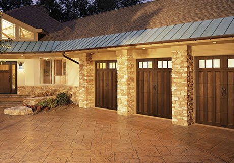 Canyon Ridge Collection Limited Edition Series Garage Door