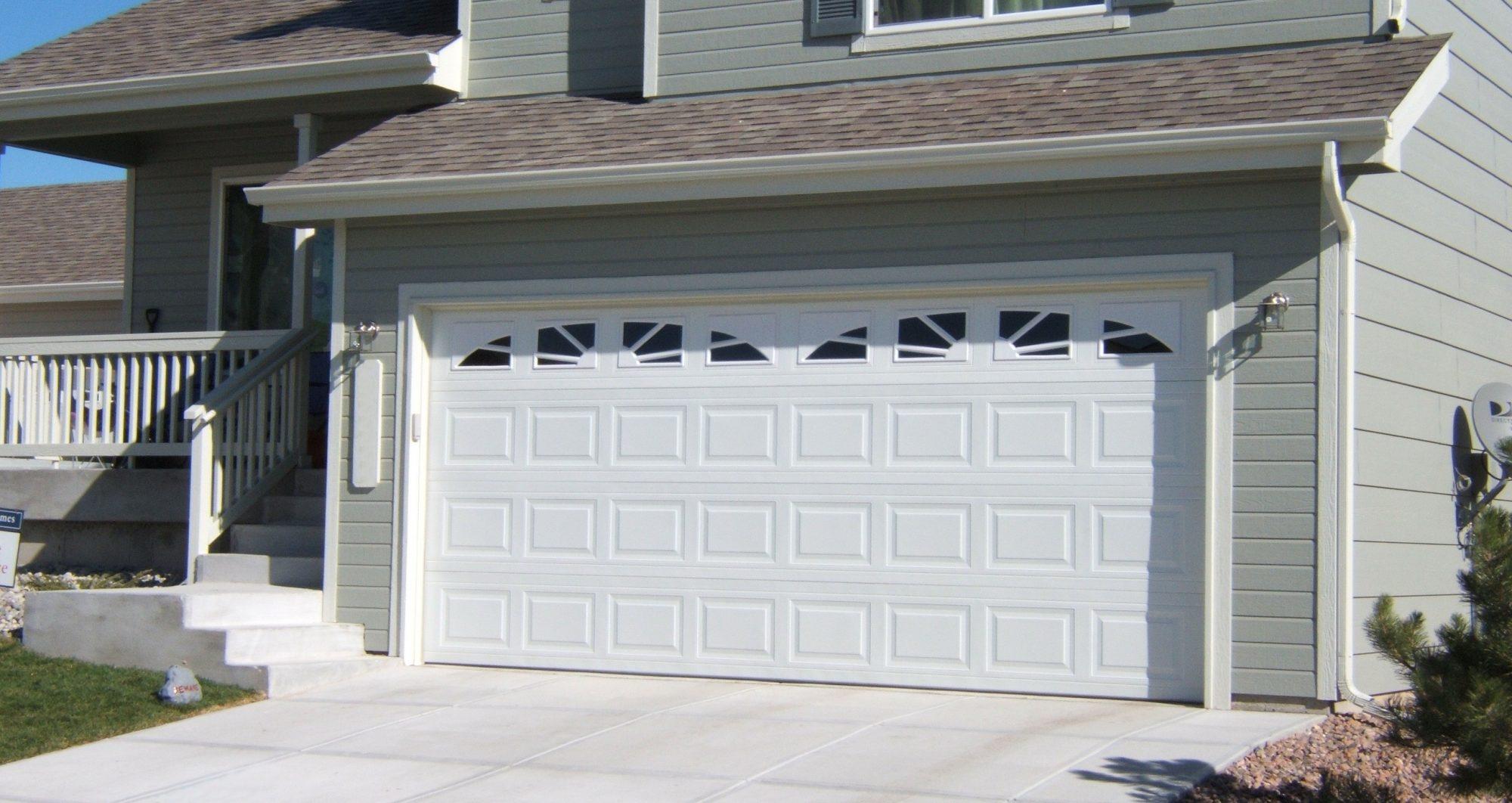 Traditional Panel Garage Doors