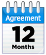 12month agreement