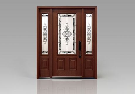 Arbor Grove Collection entry doors