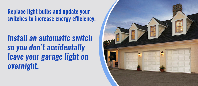 garage automatic light switch