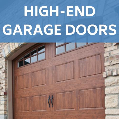 Our Residential Garage Door Types, Avante Garage Doors Home Depot