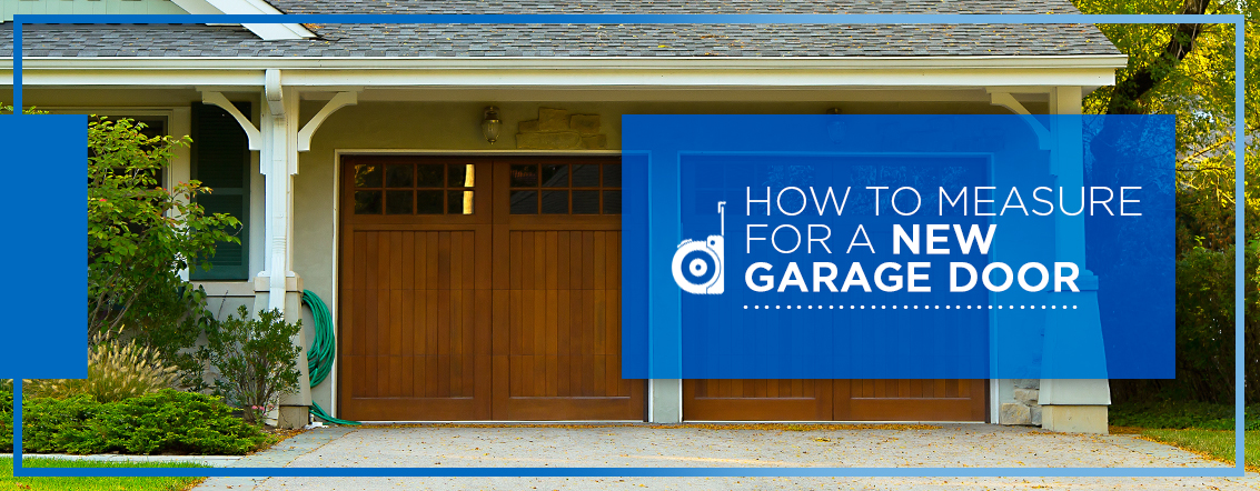 How to Measure for a New Garage Door