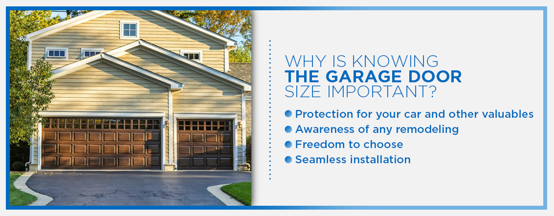 Why Is Knowing the Garage Door Size Important?